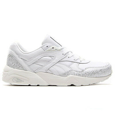 PUMA MEN S R698 3M Snow Splatter Pack White 358393-01 -  110.00 ... 1e32d3212