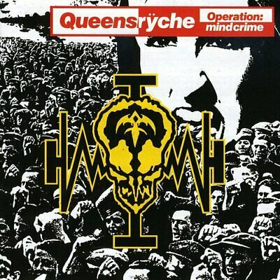 Queensryche : Operation: Mindcrime CD (1988)