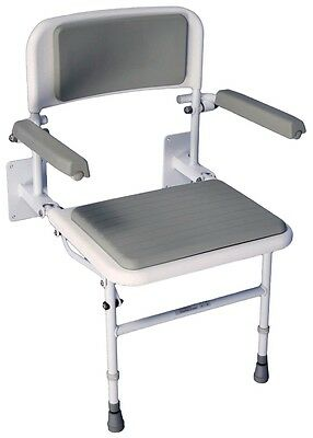 Disabled Contour Deluxe Padded Shower Seat