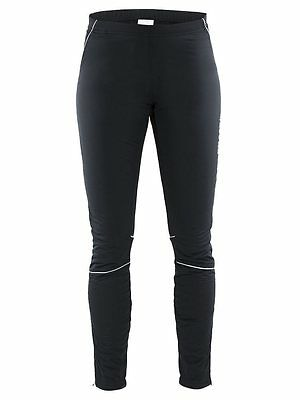 Craft Damen Storm Tights Gr. S M L XL schwarz Hose Langlauf winddicht UVP 89,95€