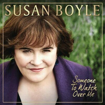 Susan Boyle : Someone to Watch Over Me CD (2011)