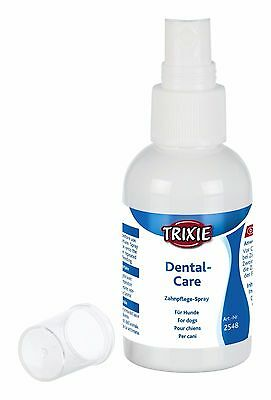 Dental Hygiene Spray for Dogs Fresh Breath Prevents Plaque 50ml