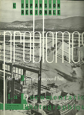 La Documentation Photographique N°5-238 - L'expansion Regionale