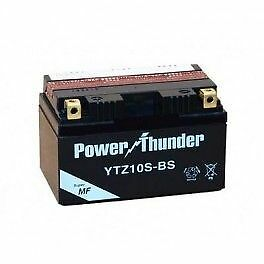Bateria moto Power Thunder YTZ10S-BS 12v 9ah