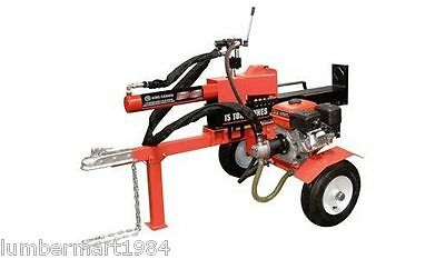 King Canada Tools KCG-15LS 15 Ton Horizontal - Vertical 6.5 HP Gas Log Splitter