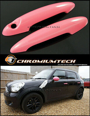 MINI Cooper/S/ONE R60 Countryman PINK Door Handle Covers