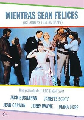 As Long as They're Happy NEW PAL Classic DVD Buchanan