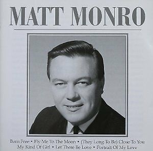 Matt Monro Collection CD