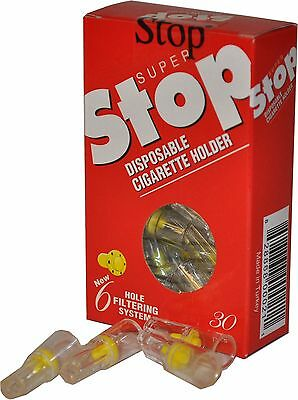 Super Stop Filters 5-Pack Cut The Tar - SAME DAY FREE SHIPPING