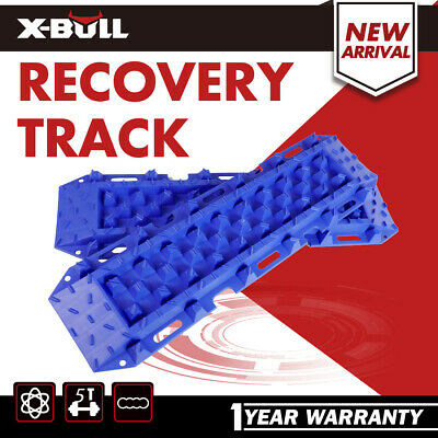 X-BULL Recovery Tracks Sand Tracks Mud Snow Trax Car ATV 4WD