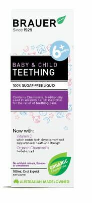 Brauer Baby And Child Teething 100Ml