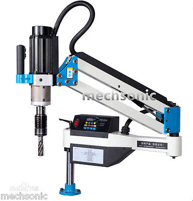 High Quality Vertical Type Electric Tapping & Drilling Machine M3 - M12 1100mm s