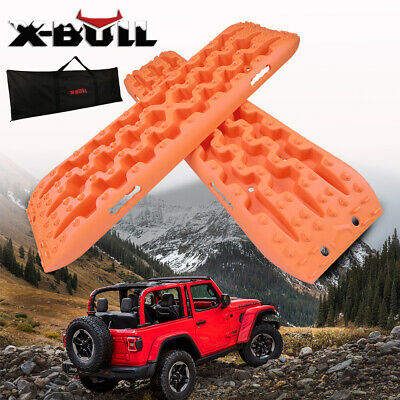 X-BULL NEW Sand Track Recovery Tracks Mud Snow Grass 4X4 Trax Caravan 2PC Oliver