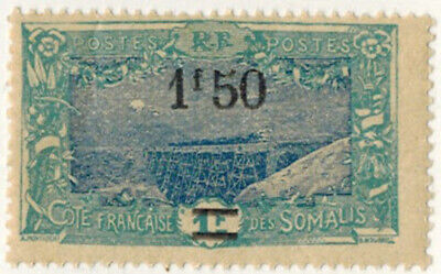 1924.27//colonies Francaises/cote Des Somalis/ Timbre Neuf**/stamp....y/t.118