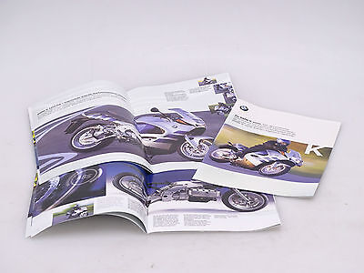 BMW K1200RS K1200LT Brochure, Folder, Prospekt, Broschüre Dutch, Néerlandais