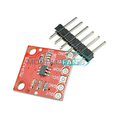 MCP4725 I2C DAC Breakout Development Board module 12Bit Resolution M