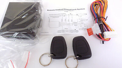 Universal Remote Control Car Central Locking System Keyless Entry Fits Renault