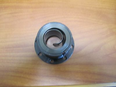 Milling Machine Part- Clock (Quill) Spring 25mm wide R-8 w/ Spring Cover