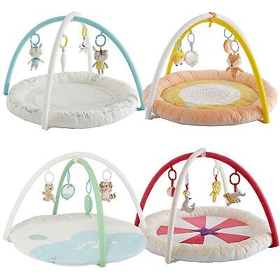Tutti Bambini Baby / Childrens Play Gym Soft Toy Interactive Mat