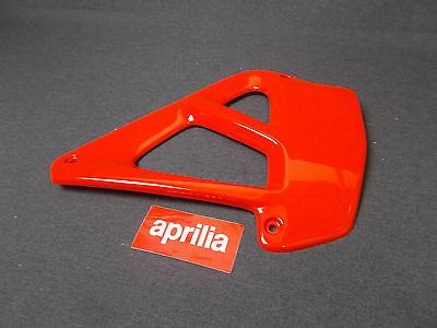 New Genuine Aprilia Climber 280 90-94 Rh Air Duct, Red Ap8131566 (Mt)