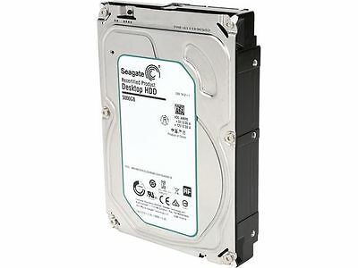 Seagate Internal Hard Drive ST5000DM000 5TB 128MB Cache