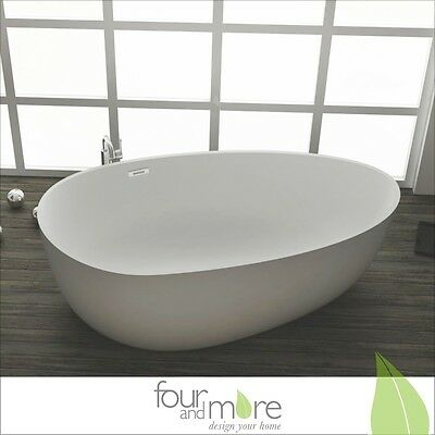 1485 Freestanding Design Bathtub from Mineral cast Tub Art. 27032