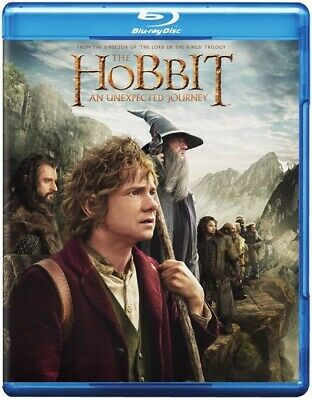 The Hobbit: An Unexpected Journey (Blu-r Blu-ray