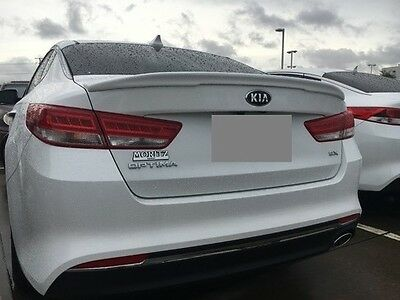 NEW PAINTED LIP Spoiler FOR 2016-2020 KIA OPTIMA  ANY COLOR NO DRILLING
