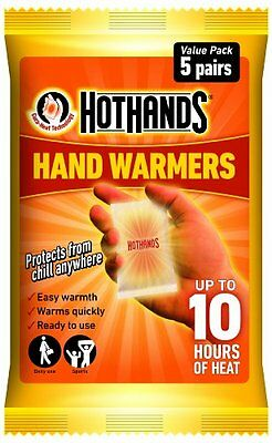 NEW Hot Hands Hand Warmer Value Pack