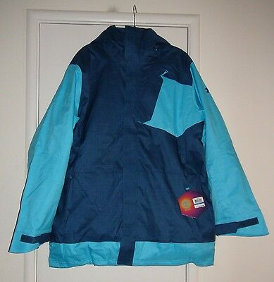 76dce238bc2b1 Under Armour ColdGear Storm Infrared Ski Snowboard Jacket Blue $250 NWT  1238207
