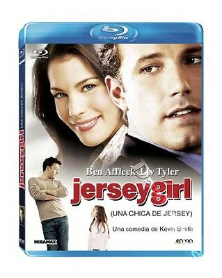 Jersey Girl NEW Blu-Ray Disc Kevin Smith Ben Affleck Liv Tyler George Carlin