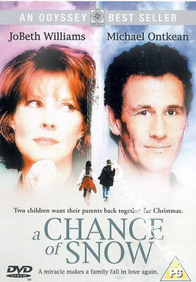 A Chance of Snow NEW PAL DVD J. Williams M. Ontkean