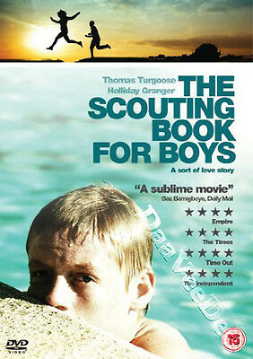 Scouting Book for Boys NEW PAL Arthouse DVD Turgoose