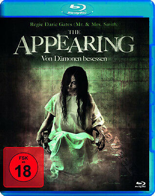 The Appearing NEW Cult Blu-Ray Disc Daric Gates Will Wallace Don Swayze D. Cain