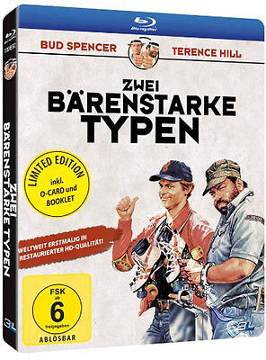 Go for It NEW Classic Blu-Ray Disc E. Barboni Al Nestor Bud Spencer Terence Hill