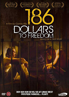 186 Dollars to Freedom NEW PAL Cult DVD Camilo Vila John Robinson Alex Meraz