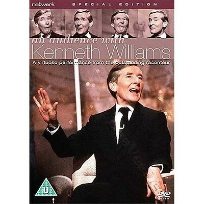 An Audience with Kenneth Williams NEW PAL Cult DVD