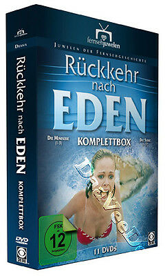 Return to Eden - Complete Collection 1983 & 1986 NEW PAL Series Cult 11-DVD Set