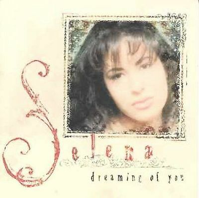Selena : Dreaming of You Latin Pop/Rock 1 Disc CD