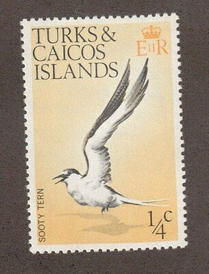 Turks & Caicos Islands 265 - Sooty Tern. MNH. OG. #02 TURKS265