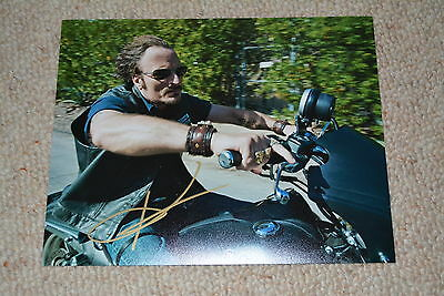 KIM COATES signed Autogramm In Person 20x25 cm SONS OF ANARCHY Tig
