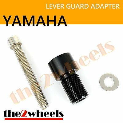 Adapter kit for CNC PRO Lever Guard System / Yamaha M16 thread handle bar