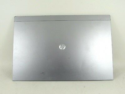 HP Elitebook 2570P LCD Top Lid Cover Silver + Antenna 6070B0585801 685415-001