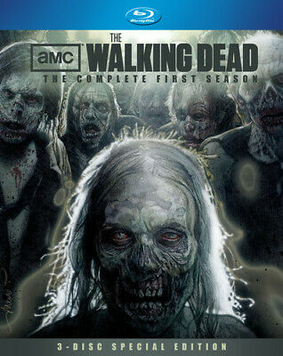 The Walking Dead: The Complete First Sea Blu-ray