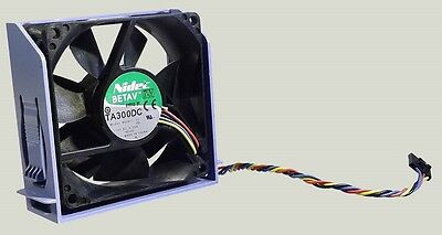 DELL Precision 690 Hard Drive Fan & Caddy CD674 HD445