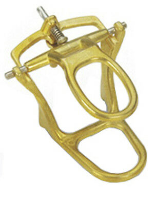 High arch articulator, Brass, set of 6 pieces (ca6008 x 6)