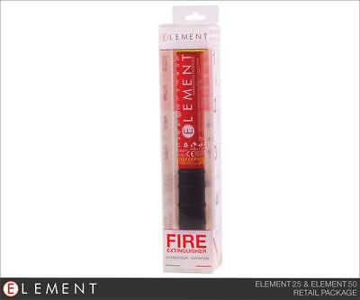 Element E50 Professional Fire Extinguisher - Brand New