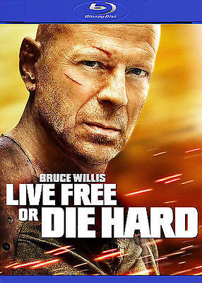 Live Free or Die Hard [Blu-ray] Blu-ray