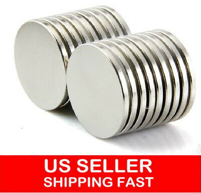 N35 Super Strong 25 mm x 2 mm Round Disc Magnets Rare Earth Neodymium Magnet 244