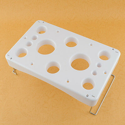 Plastic Durable Rectangle Shaped Fondant Birthday Cake Icing/Piping Bags Holder